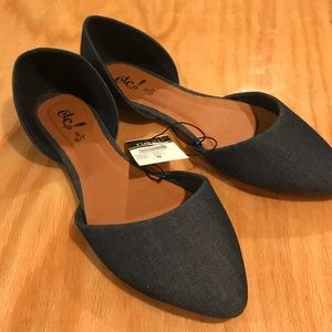 Shoes - Pointed ballet flat